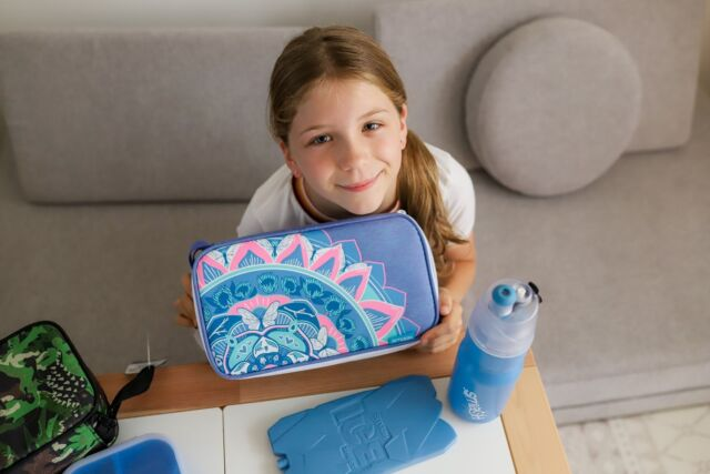 Kids are back at school and we all know what that means… long, challenging days! What better way to tackle the school week than with a lunch bag that keeps food fresher for longer (after all, lunchtime is the best part of the day) 💁🏼♀️ @thewondersofplay